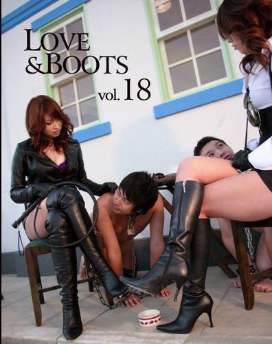 Love Boots 18 虐待捆绑SM吃屎另类-第1张