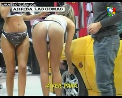Veronica Avila pussy crotch